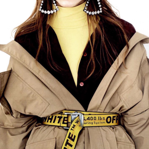 Off White – Industrial Belt